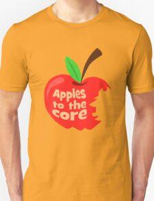 Apples to the core: Applejack Unisex T-Shirt