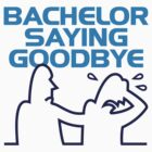 Bachelor Saying Goodbye by artpolitic
