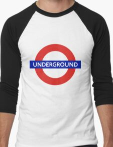 Underground Men's Baseball ¾ T-Shirt