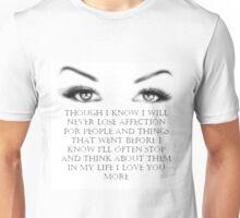 affection 1 Unisex T-Shirt