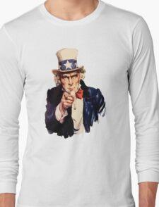 I want you Long Sleeve T-Shirt