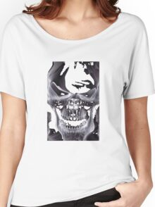 Alien Skull X-ray Women's Relaxed Fit T-Shirt
