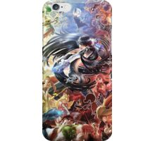 Bayonetta VS Super Smash Bros iPhone Case/Skin