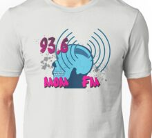 Radio Stations on Pete and Pete Unisex T-Shirt
