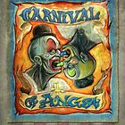 Carnival Banners by Gregory Dyer