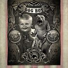 Carnival Banner - Dog Boy by Gregory Dyer