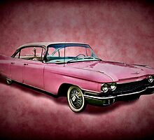 I love you for your pink cadillac by missmoneypenny