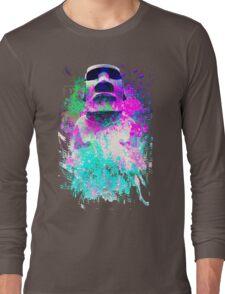 moai Journey Long Sleeve T-Shirt
