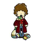 4 The Doctor, Doctor Who fourth by Bantambb