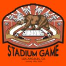 OC Outdoor Game T-Shirt by theroyalhalf