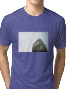 Unique London Vintage Film Three Tri-blend T-Shirt