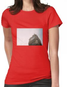 Unique London Vintage Film Three Womens Fitted T-Shirt