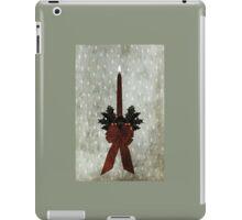 Christmas Candle iPad Case/Skin