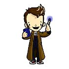10 The Doctor, Doctor Who tenth by Bantambb