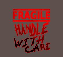 simple fragile Unisex T-Shirt