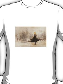 A Christmas in the Forest T-Shirt