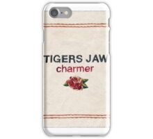 Tigers Jaw Charmer iPhone Case/Skin