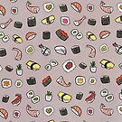 Sushi by Sherlock-ed