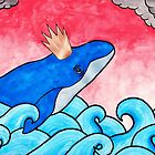 King of the Whales by Marissa Falk-Varcoe