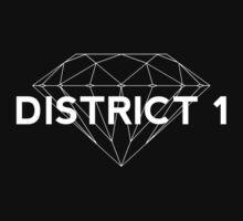 District 1 Diamond Supply T-Shirt