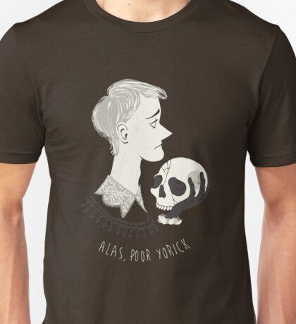 Shakespearean pattern - Hamlet Unisex T-Shirt