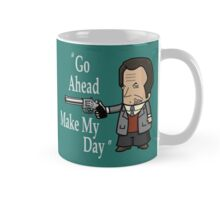CLINT EASTWOOD. DIRTY HARRY Mug