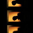 Sherlock's Silhouette by forbiddenforest