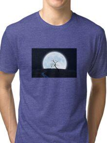Into My Arms (creepy version) Tri-blend T-Shirt