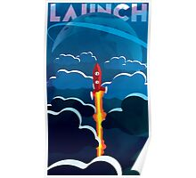 Launch! Poster