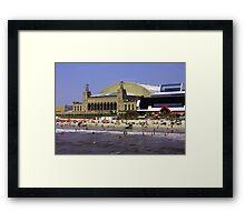 Atlantic City Framed Print