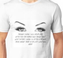 affection 2 Unisex T-Shirt