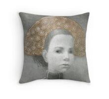 Inheritance (Pearl) Throw Pillow