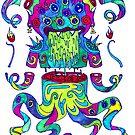 Sliced Monster by Octavio Velazquez