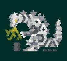 Mechagodzilla by Joshua  Smyth