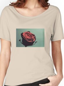 She Keeps Me Warm  Women's Relaxed Fit T-Shirt