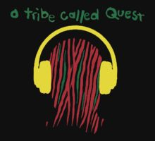a tribe called quest by mobay