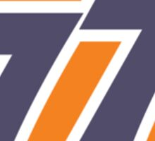 77 (Regular Edition) Sticker