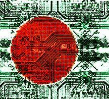 circuit board bangladesh (flag) by sebmcnulty