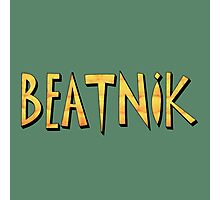 Colorful Beatnik Photographic Print