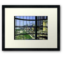 The Boardwalk Framed Print