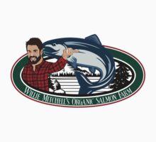 Mitch's Organic Salmon Farm by theroyalhalf