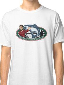 Mitch's Organic Salmon Farm Classic T-Shirt