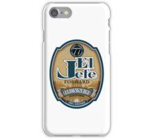 El Jefé iPhone Case/Skin