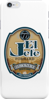 El Jefé by theroyalhalf