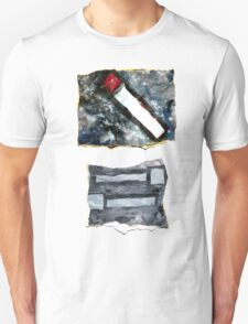 Grey matchsticks Unisex T-Shirt