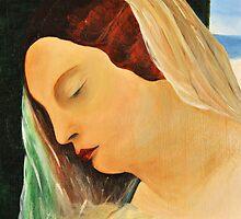Lady Madonna by Ani DaVinci