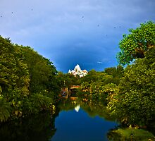 Expedition Everest by TiffanyChacon