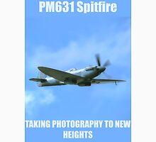 PM 631 Photographic Reconnaissance Spitfire Unisex T-Shirt