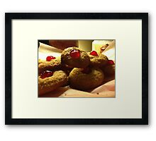 Cherry on Top 2 Framed Print
