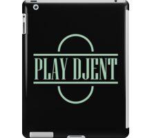 Play Djent iPad Case/Skin